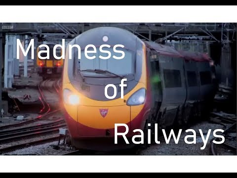 The Madness Of Railways In The United Kingdom