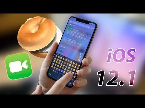 iOS 12.1: What's new? (Emoji, Group FaceTime, Dual-SIM, & more)