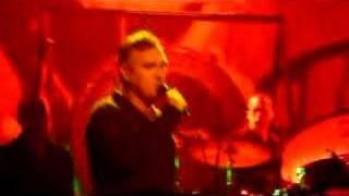 Morrissey - Interesting Drug (Hammerstein - 10/28/07)