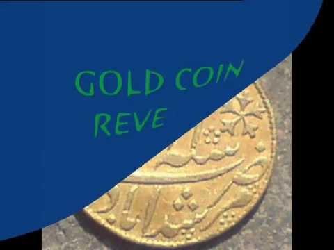 Antique Gold & Silver Coins