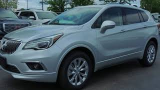 New 2018 Buick Envision Raleigh NC Durham, NC #08339