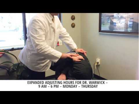 Do You Suffer from Neck Pain? Warwick Chiropractic Lacey