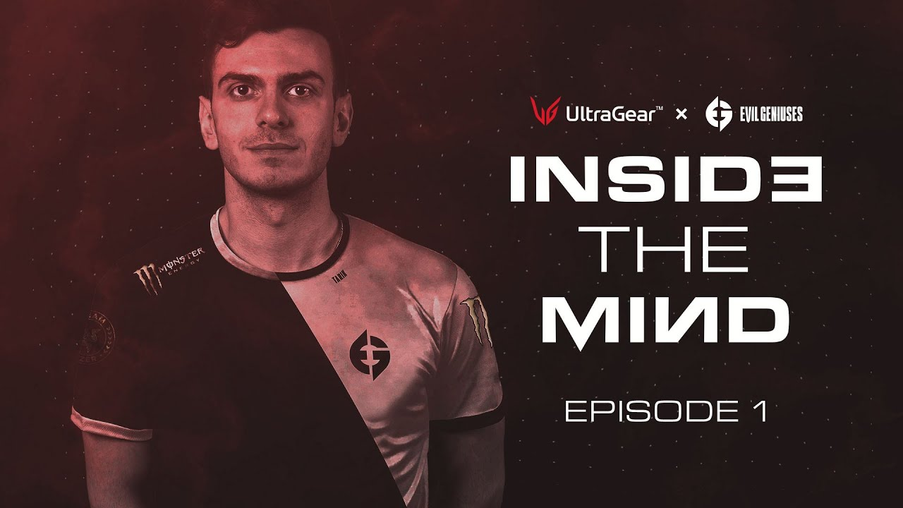 LG and Evil Geniuses Take Us 'Inside the Minds' of Professional Esports Players