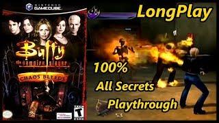 Buffy the Vampire Slayer: Chaos Bleeds - Longplay 100% All Secrets Walkthrough (No Commentary)