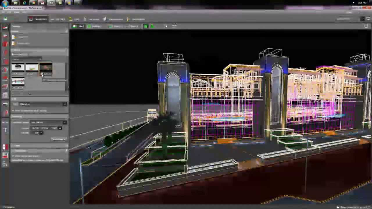 Architectural Lighting Design Software
