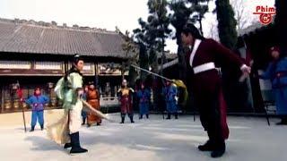 Triệu Tường ám sát Bao Công đánh bại cả Triển Chiêu và Ải Hổ | Bích Huyết Đan Tâm | Top Kiếm Hiệp