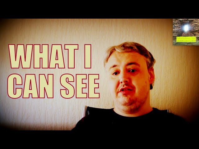 What is it like to be visually impaired from birth - Jared's story part 1