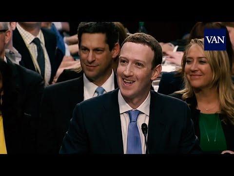Mark Zuckerberg en el Senado: la pregunta sobre su privacidad que lo dejó sin palabras