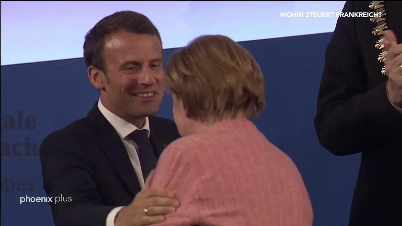 """phoenix plus """"Wohin steuert Frankreich"""" vom 28.05.19"""