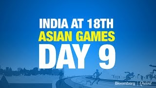 Asian Games 2018 Day 9: Here's How India Fared