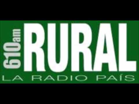 Promo Sobre La Mesa Radio Rural 610  am