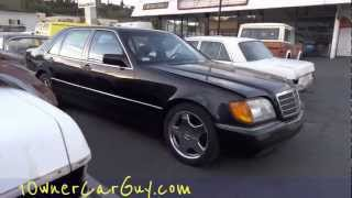 Moving Sale Classic Car Lot Walkaround Liquidation For Sale Selling Cheap Euro Muscle Cars