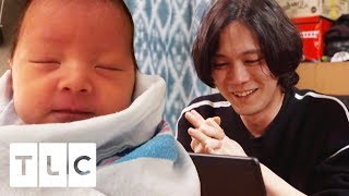Jihoon Watches American Girlfriend Give Birth Via Video Chat | 90 Day Fiance: The Other Way