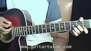 Bye Bye Na (of Rivermaya, by www.GuitarTutee.com)