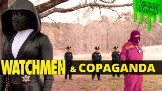 HBO's Watchmen and Copaganda