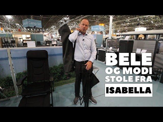 Bele og Modi stole fra Isabella
