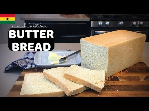 Discover How To Make The Best Ghanaian BUTTER BREAD I Easy Step By Step Guide To  Most Loved Bread