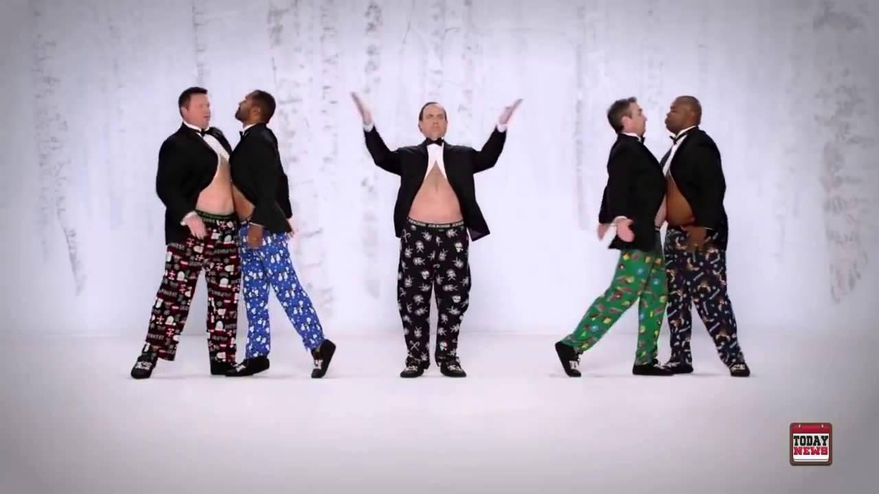 kmart christmas commercial 2014 kmart jingle Bellies Show Your Joe ...