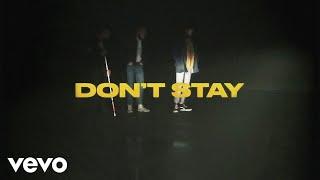 X Ambassadors - Don't Stay (Audio)