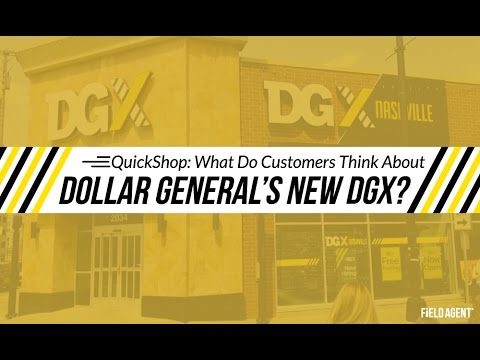 DGX Dollar General: What Do Customers Think Of New DGX Store?