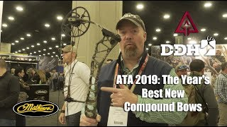 ata 2019 the years best new compound bows