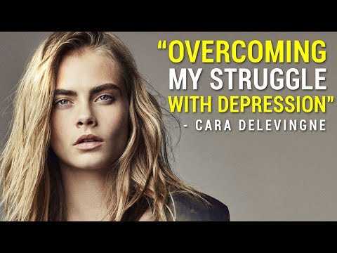 Cara Delevingne's Powerful Life Advice on Overcoming Depression and Anxiety MUST WATCH