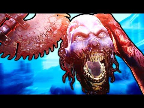 The Walking Dead VR is AMAZING! (Saints u0026 Sinners Funny Moments)