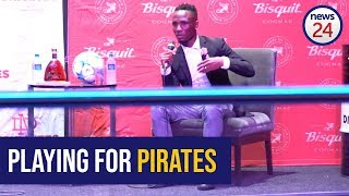 WATCH: I don't understand why I was robbed the opportunity to play overseas - Teko Modise