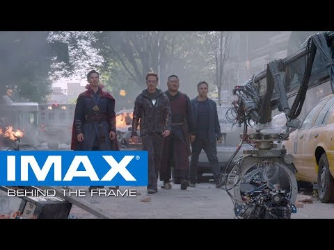 Avengers: Infinity War IMAX® Behind the Frame – Episode 3
