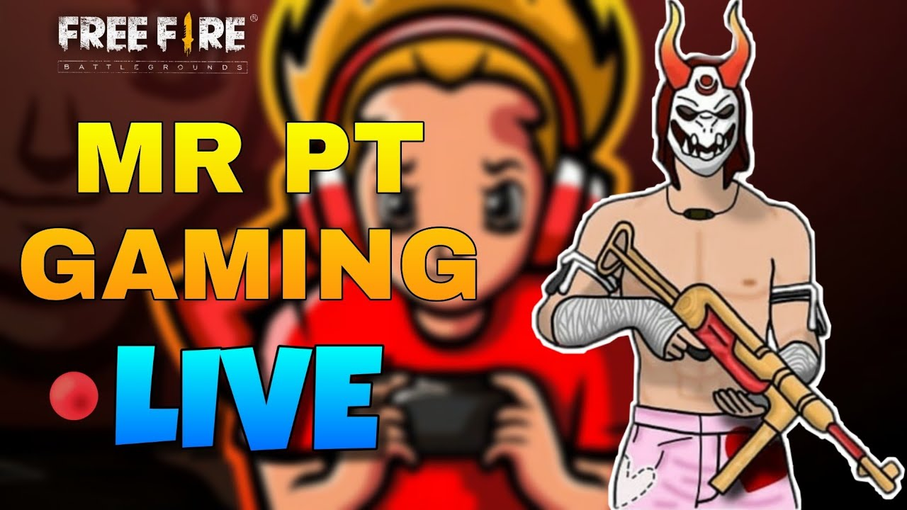 Live Free Fire Rush Game Play Mr Pt Gaming Youtube