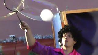 Детское новогоднее шоу мыльных пузырей (Ростов-на-Дону)