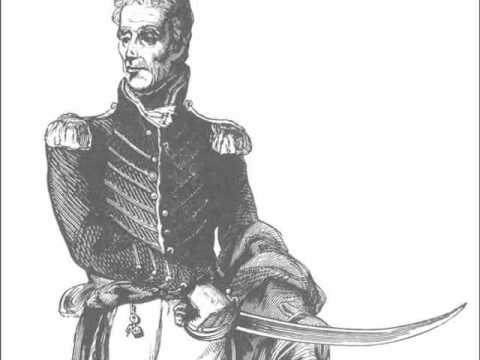 What did Andrew Jackson do?