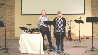 Sun. Nov. 22nd Worship Service with Dave & Debra Rodges from Ethnos Canada