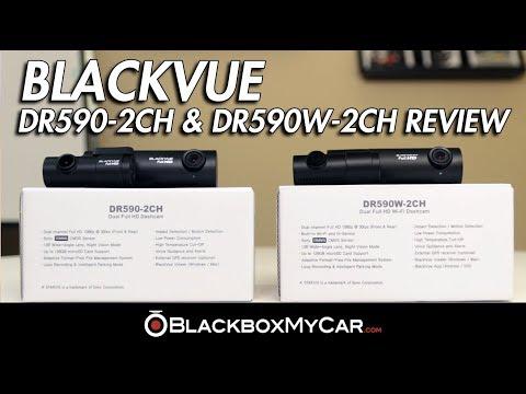 BlackVue DR590-2CH & DR590W-2CH Review  - BlackboxMyCar