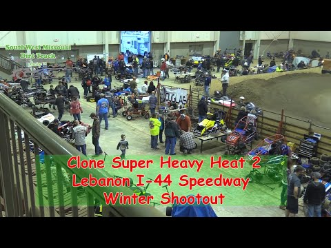 Clone Super Heavy Heat 2  I 44 Speedway Winter Shootout 1 20 2018