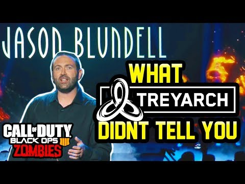 What Treyarch DIDN'T TELL YOU At The BO4 Zombies Reveal! (Black Ops 4 Zombies News)