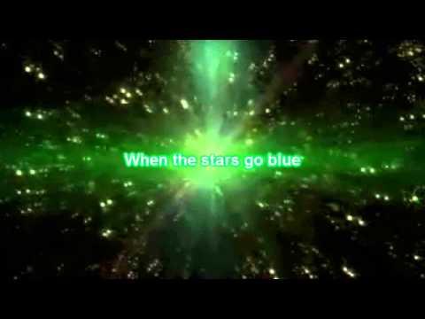 Nicholas McDonald  - When the Stars Go Blue (Lyrics)
