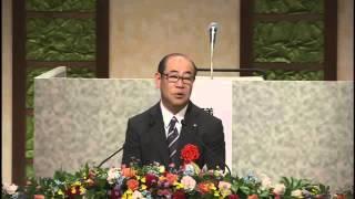 第27回JA全国大会式典【6】日本生協連会長による来賓挨拶