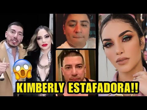 KIMBERLY LOAIZA ESTAFO A SU MAQUILLISTA | KIM LOAIZA NO LE PAGO A PEPE GUTIERREZ