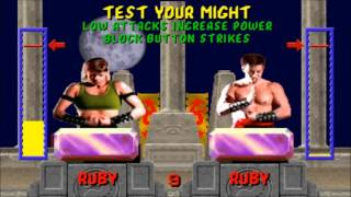 mortal Kombat 1 - Test Your Might