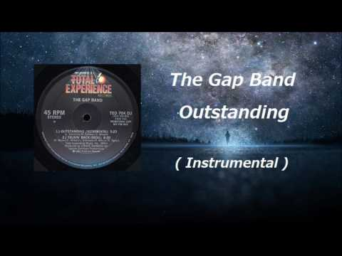 The Gap Band -  OutStanding ( Instrumental )