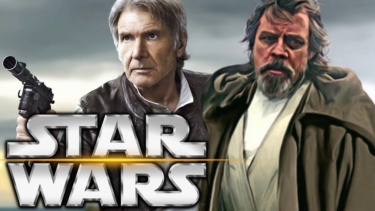 star wars episode 8 luke skywalker scene plot leak spoilers youtube. Black Bedroom Furniture Sets. Home Design Ideas