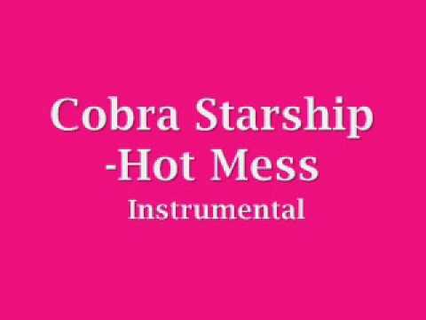 Cobra Starship -Hot Mess (instrumental)