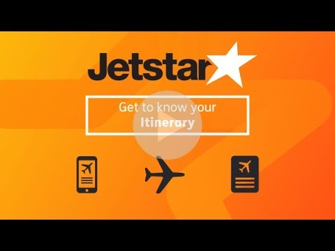 Guide To Jetstar AU Itinerary