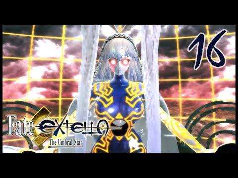 Fate/Extella: The Umbral Star Part 16: Final Boss Battle - Altera!