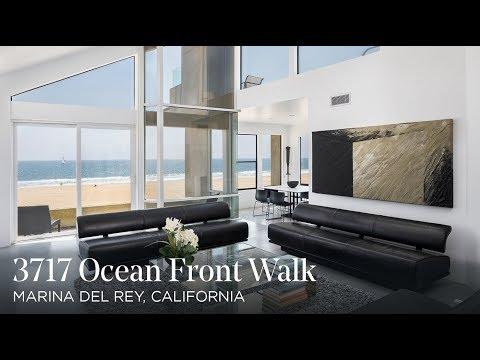 Elegant Oceanfront Contemporary | Marina del Rey CA