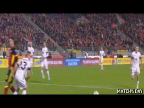 Belgium Vs Estonia 8-1 - All Goals & Extended Highlights - World Cup 2018 13/11/2016 HD