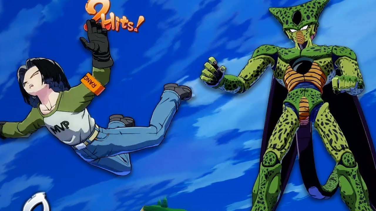 mvp android vs imperfect cell dragon ball fighterz dlc mods