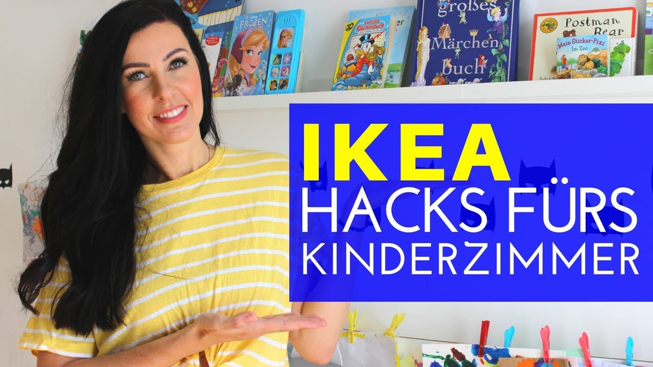 Ikea Hacks Furs Kinderzimmer Youtube