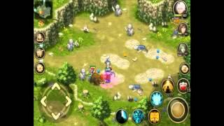 Tindalrose Lv 64 - Boss Guide - Inotia 4 - RPG Free Android App
